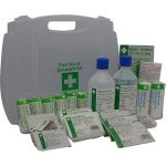 1-10 Persons First Aid and Eyewash Kit